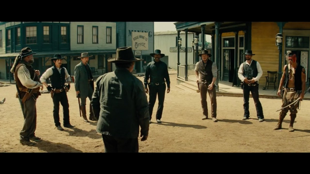 First trailer drops for The Magnificent Seven