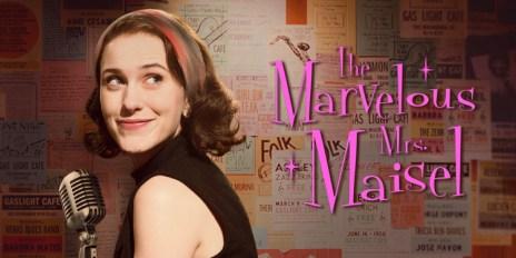 Amazon original series The Marvelous Mrs. Maisel