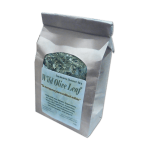 Olive Leaf Immune Booster Tea – 100 g