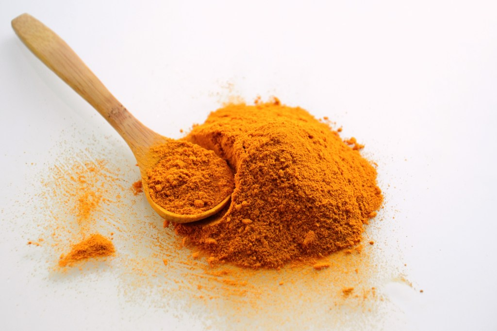 Does turmeric really work as an anti inflammatory?