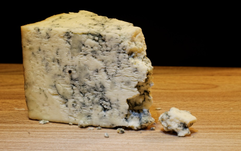 Why health experts warn against removing the fuzzy bits to consume a moldy food product
