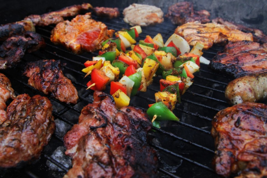 Is blackened bbq meat bad for you?