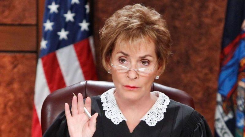 There is no Judge Judy in Divorce Court
