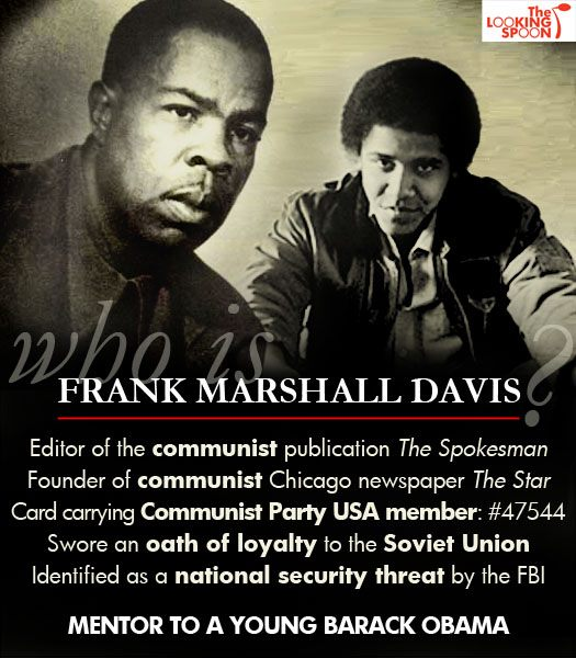 Who Is Frank Marshall Davis
