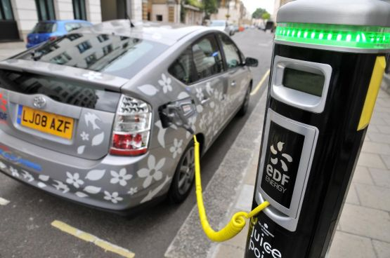 Electric Cars Bad For Environment
