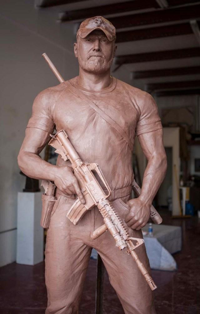 Chris Kyle Statue