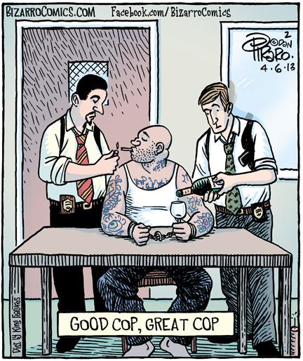 Good Cop, Great Cop