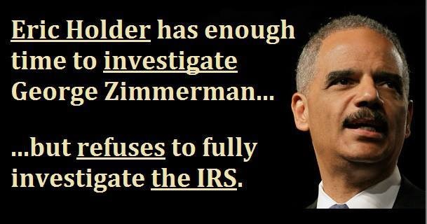 Image result for Eric Holder iRS