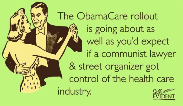 The ObamaCare Rollout