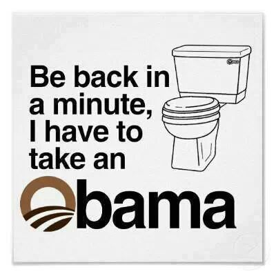 Take An Obama