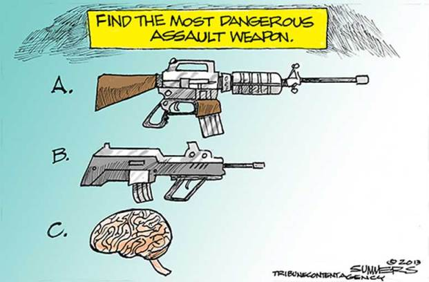 The Most Dangerous Assault Weapon