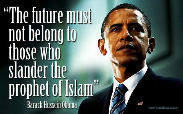 The Religion Of Peace Kills Again - The future must not belong to those who slander the prophet of Islam.