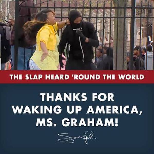 The Slap Heard 'Round The World