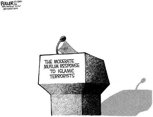 Moderate Muslims