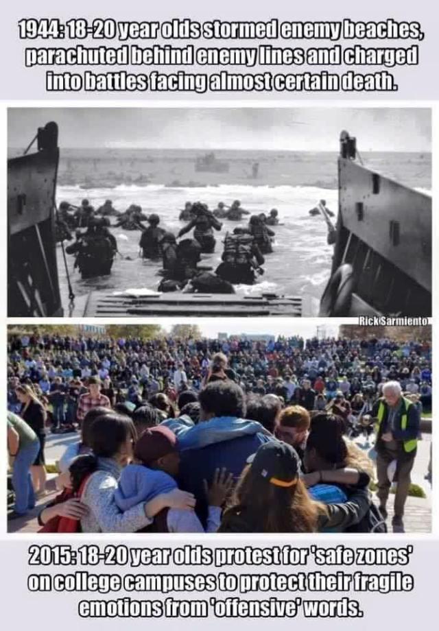 1944 vs 2015