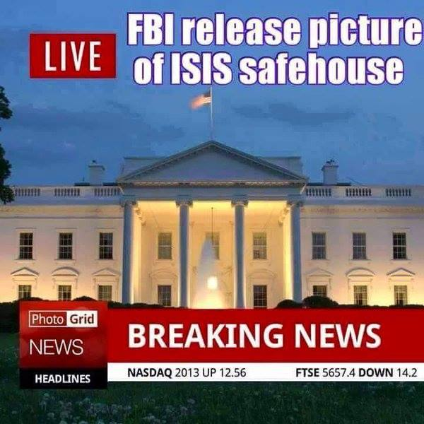 ISIS Safehouse