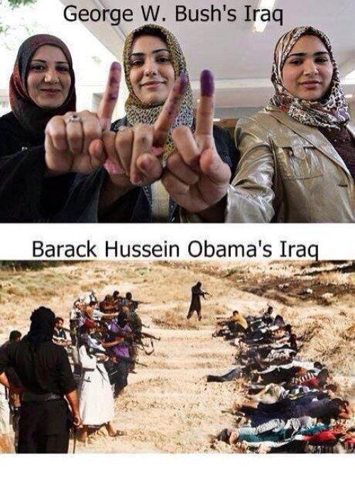 Obama's Iraq