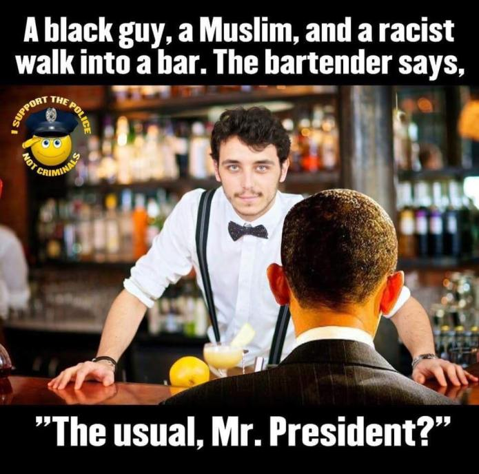 Obama Joke
