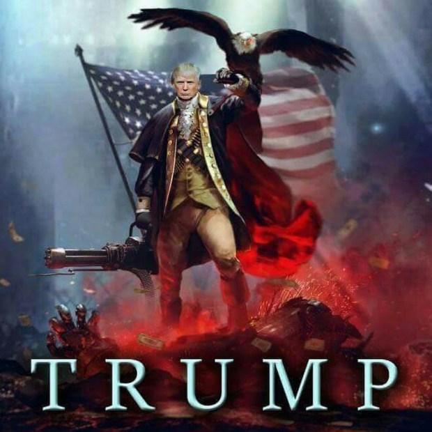 NBC Poll Has Trump Winning By LANDSLIDE