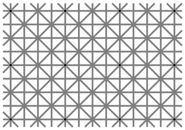 dot-illusion