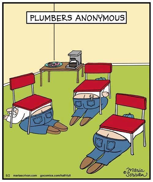 plumbers anonymous pa