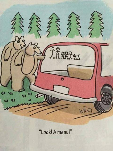 Nature's Drive-Thru