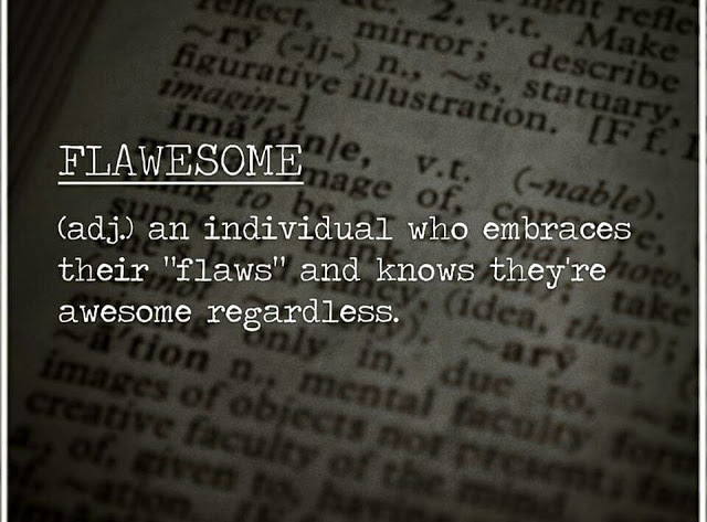 Word Of The Day: Flawesome