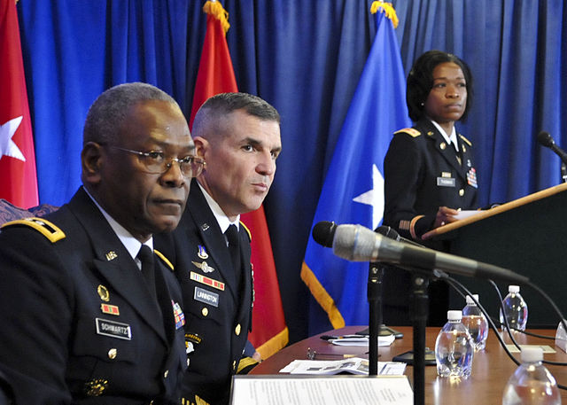 Head Of DC National Guard Removed From Command During Inauguration