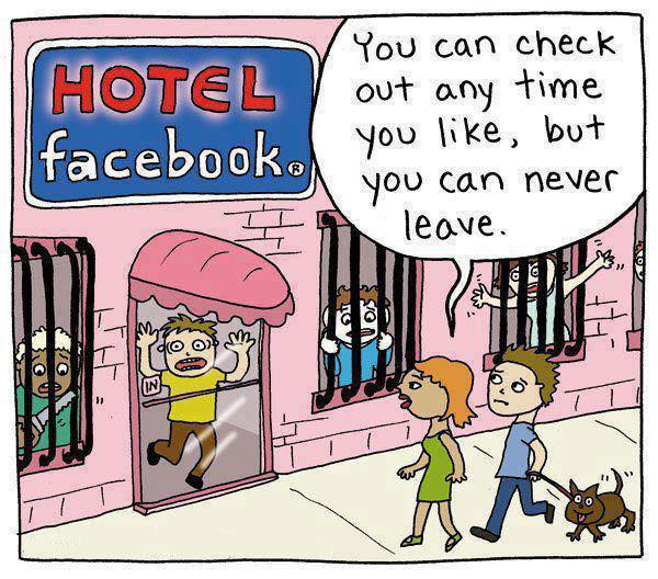Cartoon Of The Day: Welcome To The Hotel