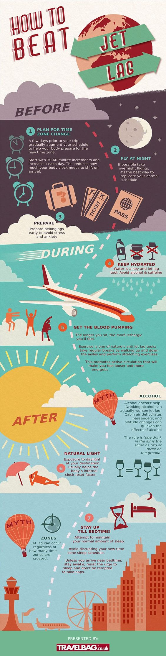 How To Of The Day: How To Beat Jet Lag