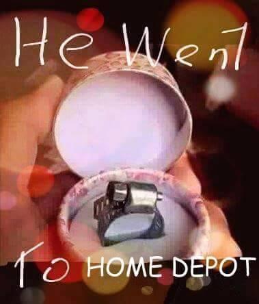 Redneck Wedding Ring