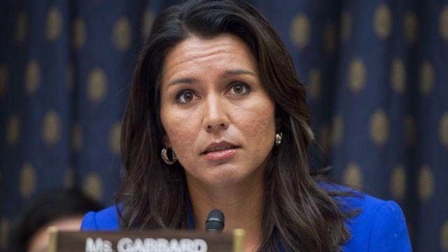 Congresswoman Tulsi Gabbard Proposes Radical Solution To Refugee Crisis