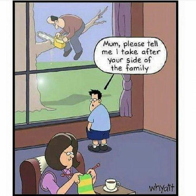 Cartoon Of The Day: Genetics