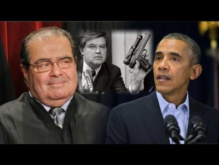 The CIA's Heart Attack Gun - Justice Scalia