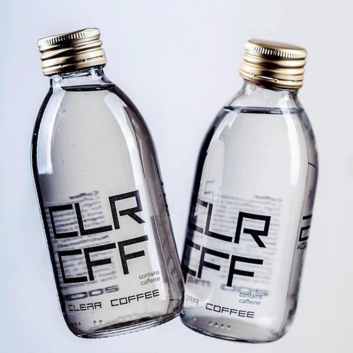 The World's First 'Clear Coffee' Is Full Of Caffeine But Won't Stain Your Teeth