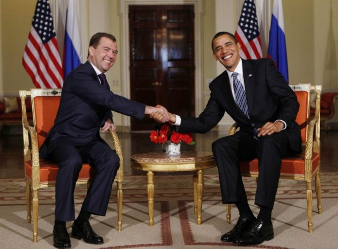 The Collusion Between Russia and Obama