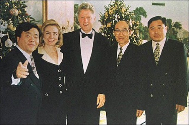 China Colluded With The Clintons To Interfere In The 1996 Election