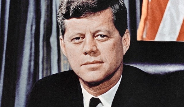 The Death Of John F. Kennedy