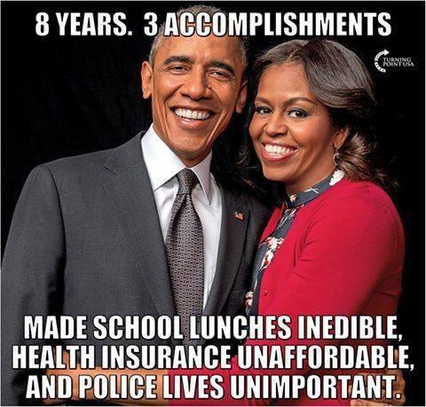 Obama's 3 Accomplishments
