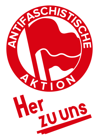 """""""Come to us"""" Poster of Antifaschistische Aktion (1932)"""