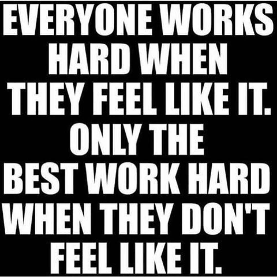 Motivational Quote Of The Day: Hard Work - Common Sense ...