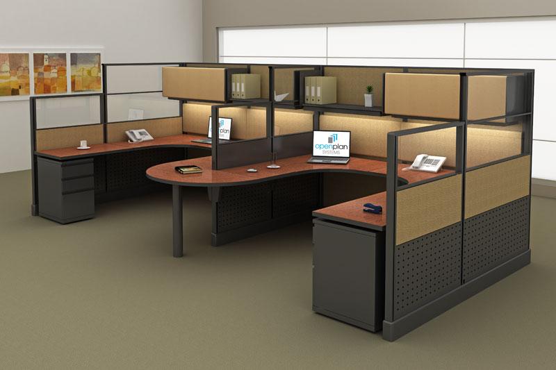 Open Plan Systems Signature Series Common Sense Office