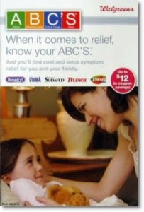 Walgreens ABC Coupon Booklet