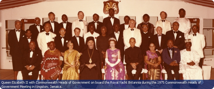 History Of The Commonwealth Commonwealth Of Nations