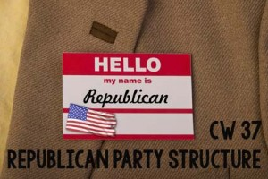 GOP structure