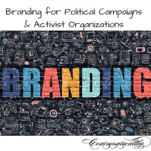 Branding for Political Campaigns