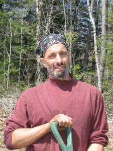 Ricky Baruc at Seeds of Solidarity Farm