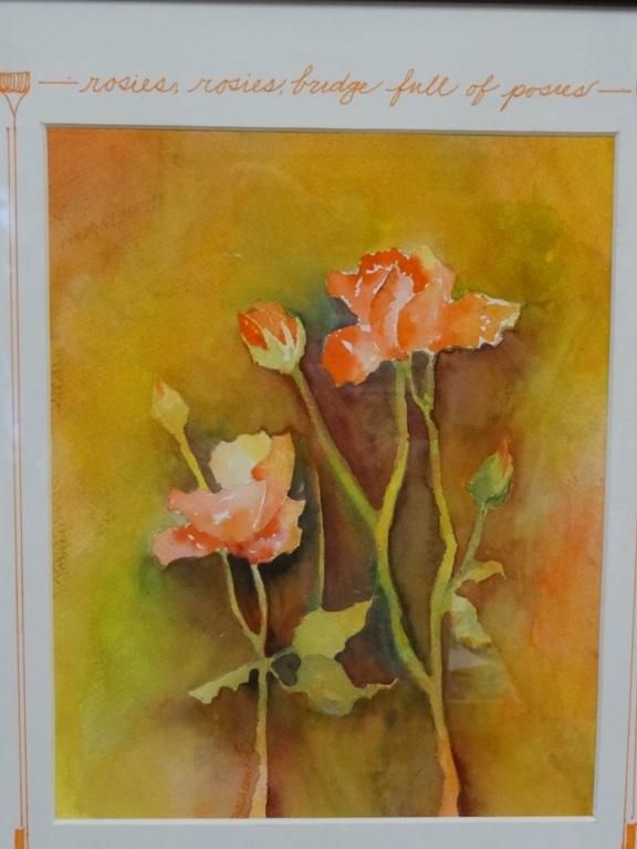 Maureen Moore's Rosies