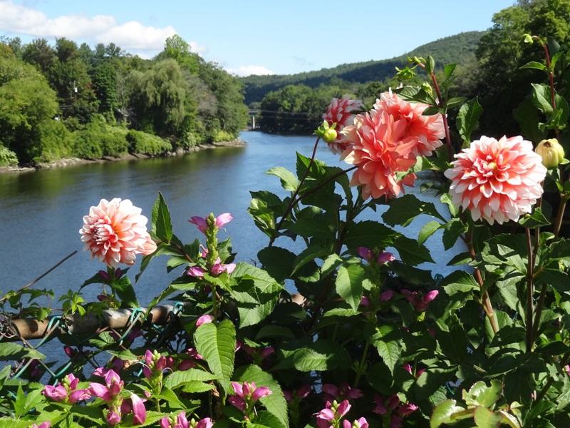 Bridge of Flowers, Shelburne Falls