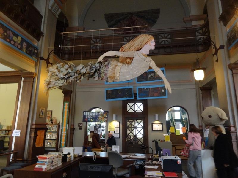 Fletcher Free Library, Children's Room